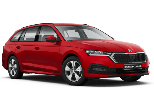 All-New Octavia Estate SE First Edition Image